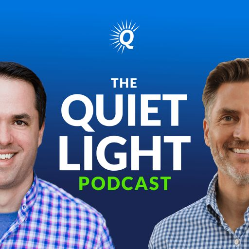 Cover art for podcast The Quiet Light Podcast