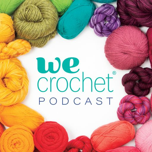 Cover art for podcast WeCrochet Podcast