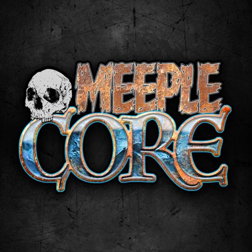 Cover art for podcast MeepleCore podcast