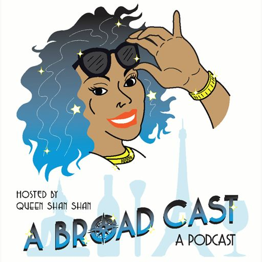Cover art for podcast A Broad Cast - Podcast