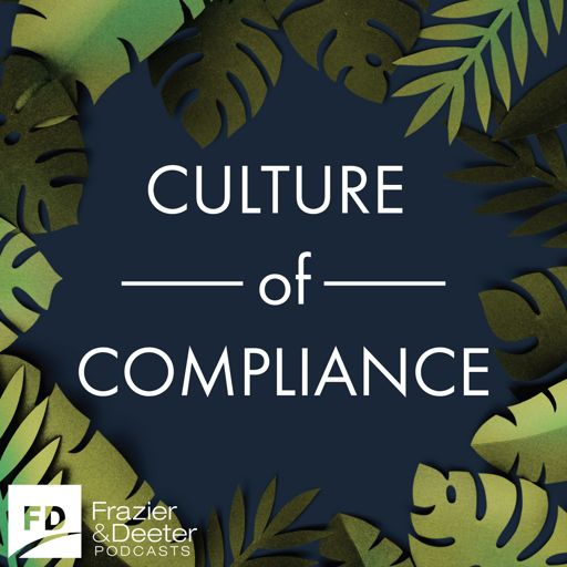 Cover art for podcast Culture of Compliance