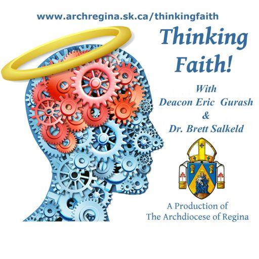 Cover art for podcast Thinking Faith: Catholic Podcast