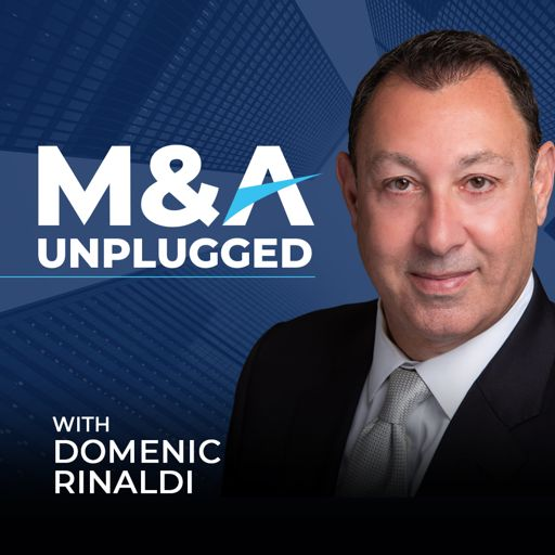 Cover art for podcast M&A Unplugged