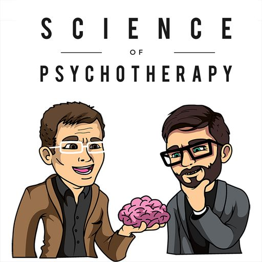Cover art for podcast The Science of Psychotherapy