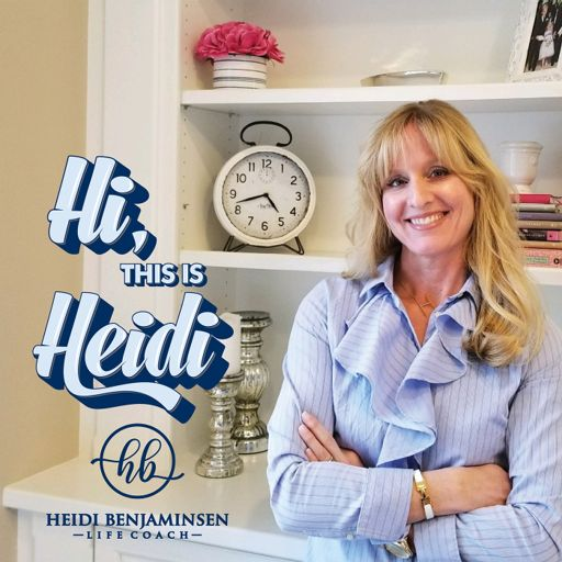 Cover art for podcast Hi, This Is Heidi