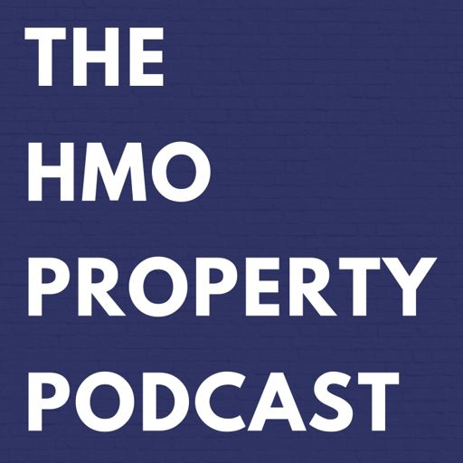 Cover art for podcast the HMO Property Podcast