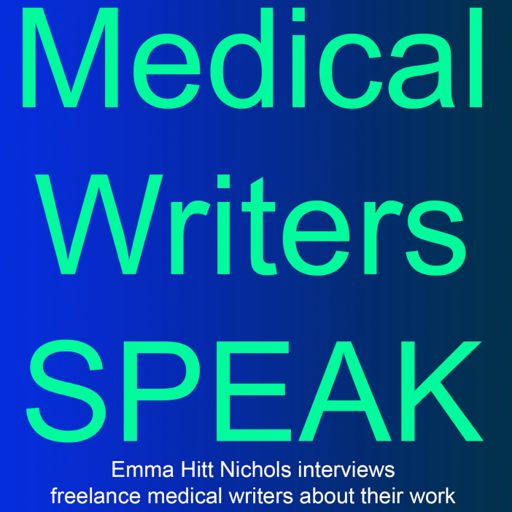 Cover art for podcast MedicalWritersSpeak's podcast