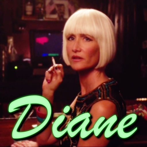 Cover art for podcast Diane: Entering the town of Twin Peaks