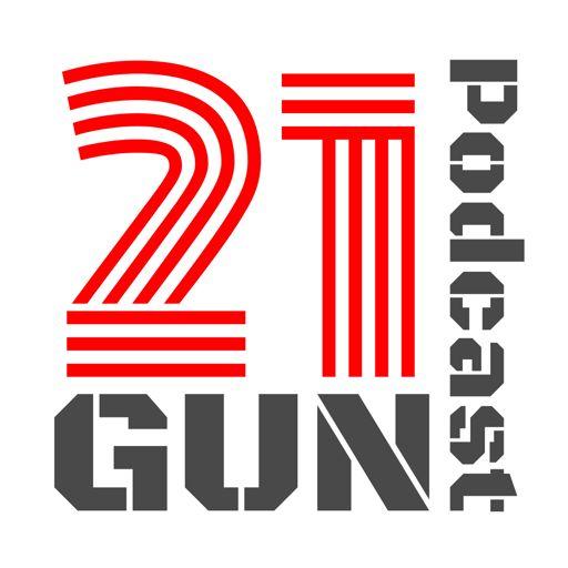 Cover art for podcast Twenty One Gun Podcast