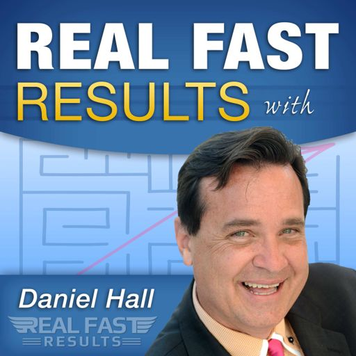 Cover art for podcast Real Fast Results for Marketing, Business and Entrepreneurs