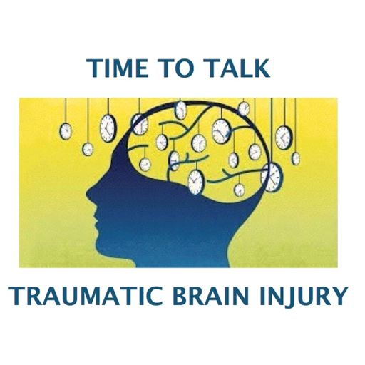 Cover art for podcast TiME TO TALK TRAUMATIC BRAIN INJURY