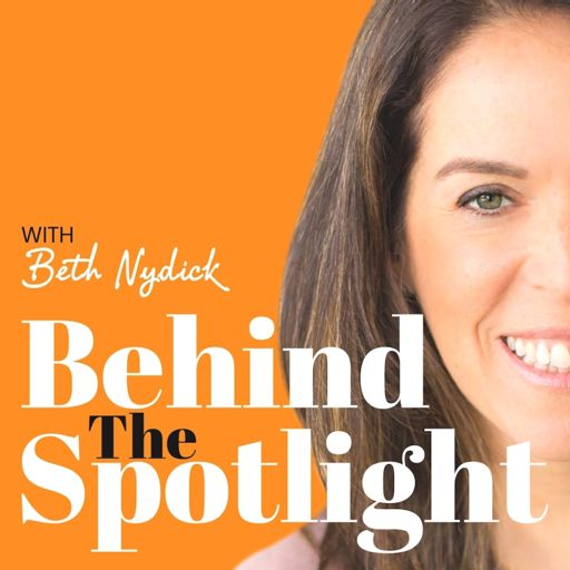 Cover art for podcast Behind The Spotlight