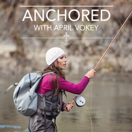 Cover art for podcast Anchored with April Vokey