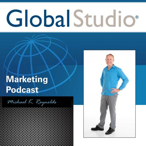 Cover art for podcast Global Studio Marketing Podcast
