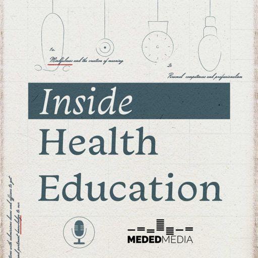 Cover art for podcast Inside Health Education