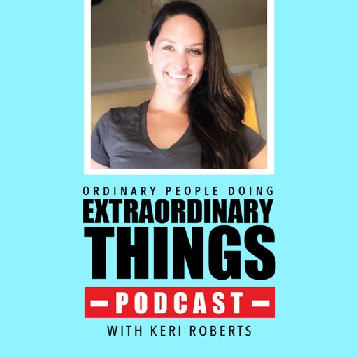 Cover art for podcast Ordinary People Doing Extraordinary Things