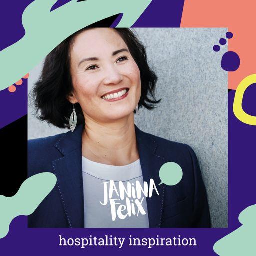 Cover art for podcast Leadership + Hospitality Inspiration Podcast