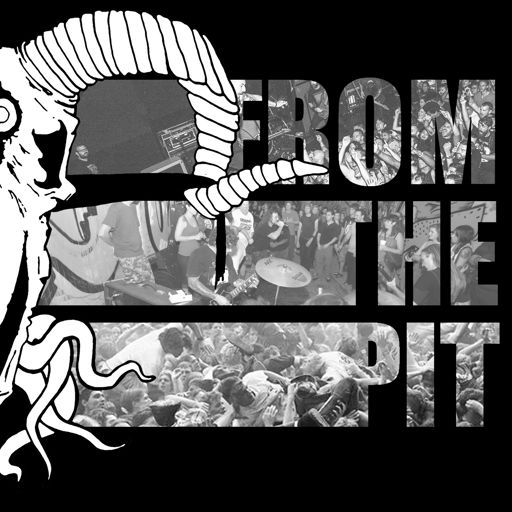 Cover art for podcast From the Pit - The Metal Hardcore Podcast