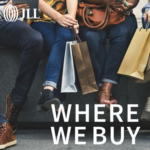 Cover art for podcast Where We Buy: Retail Real Estate with James Cook
