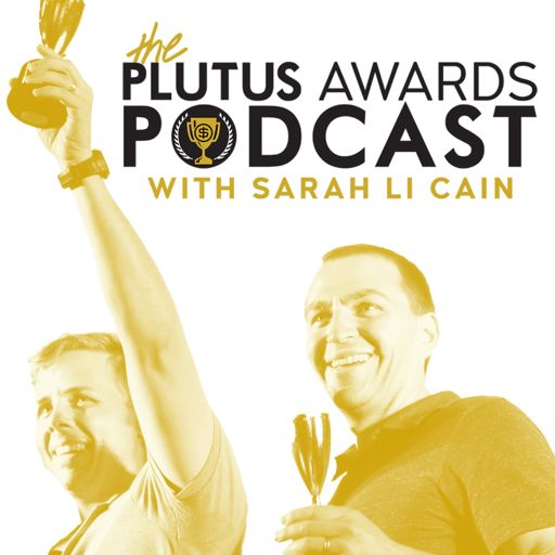 Cover art for podcast Plutus Awards Podcast