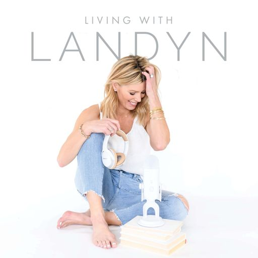 Cover art for podcast Living with Landyn with Landyn Hutchinson