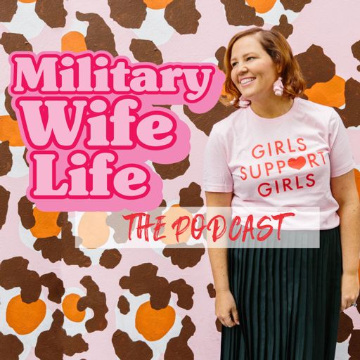 Cover art for podcast Military Wife Life
