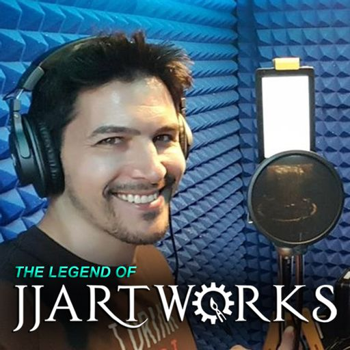 Cover art for podcast The Legend of JJArtworks