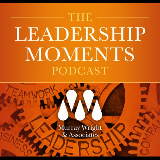 Cover art for podcast The Leadership Moments Podcast