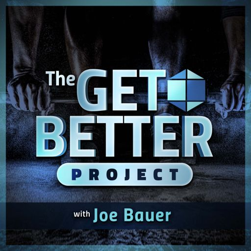 Cover art for podcast The Get Better Project