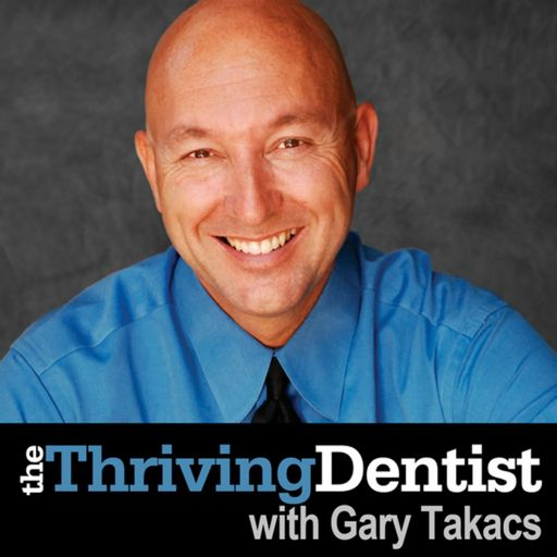Cover art for podcast The Thriving Dentist Show