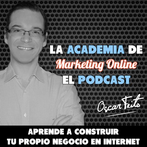 Cover art for podcast La Academia de Marketing Online