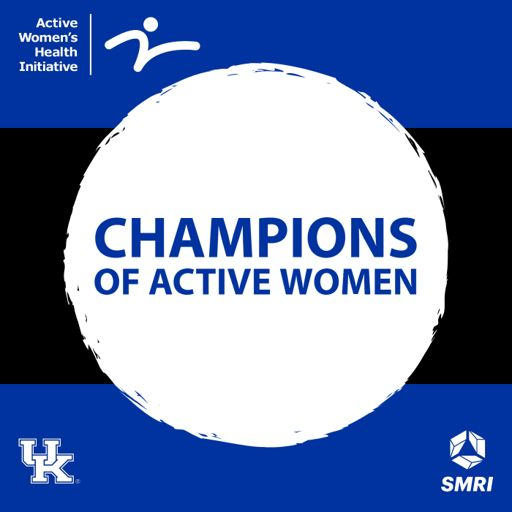 Cover art for podcast Champions of Active Women