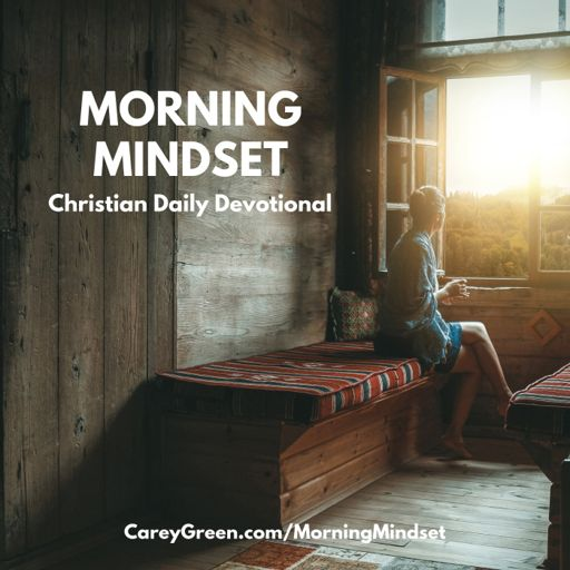 Cover art for podcast Morning Mindset Daily Christian Devotional