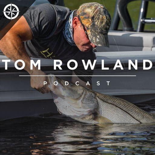 Cover art for podcast Tom Rowland Podcast