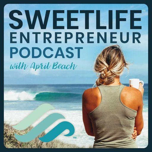 Cover art for podcast SweetLife Entrepreneur Podcast