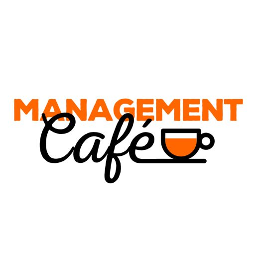 Cover art for podcast Management Cafe - for leaders of colocated and remote teams