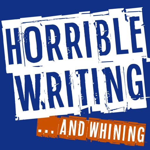 Cover art for podcast Horrible Writing with Paul Sating