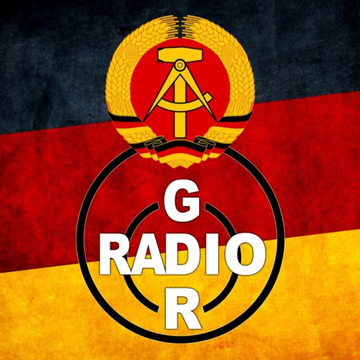 Cover art for podcast East Germany Podcast - Radio GDR