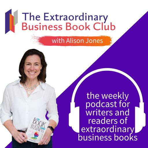 Cover art for podcast The Extraordinary Business Book Club