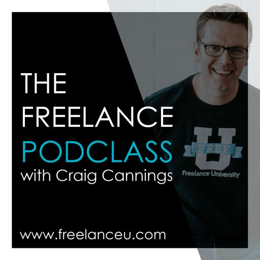 Cover art for podcast The Freelance Podclass