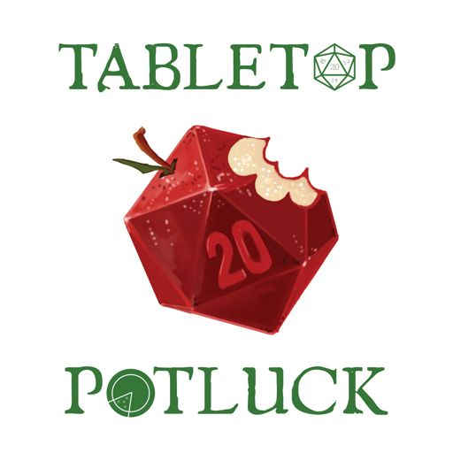 Cover art for podcast Tabletop Potluck