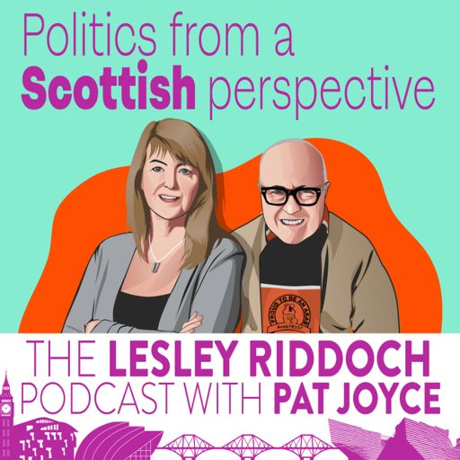 Cover art for podcast The Lesley Riddoch Podcast