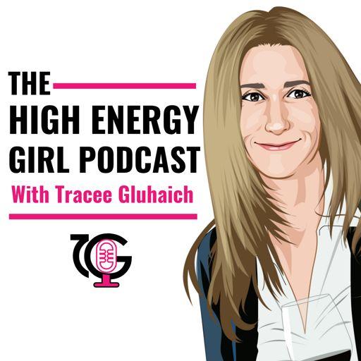 Cover art for podcast High Energy Girl