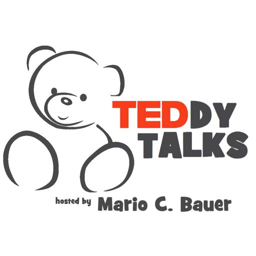 Cover art for podcast Teddy talks with ….