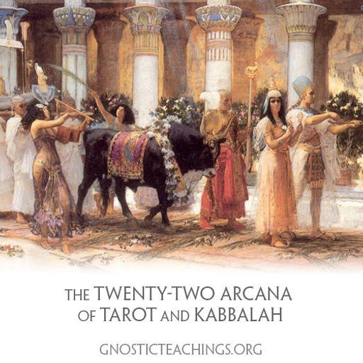 Twenty two Arcana of Tarot and Kabbalah 22 Arcanum 22 The