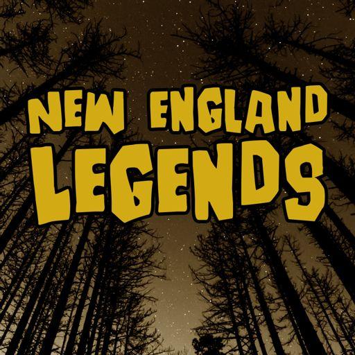 Cover art for podcast New England Legends