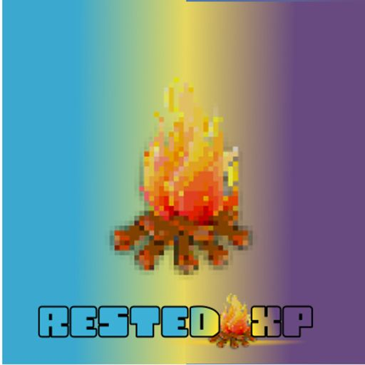 Cover art for podcast Rested XP: Mental Heath, Relationships, Gamers
