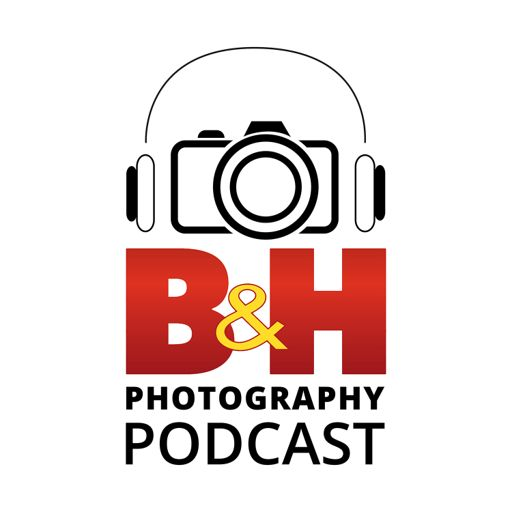 Cover art for podcast B&H Photography Podcast