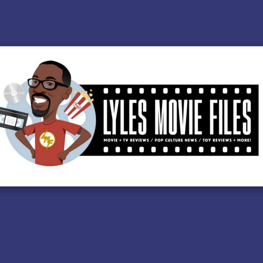 Cover art for podcast Lyles Movie Files
