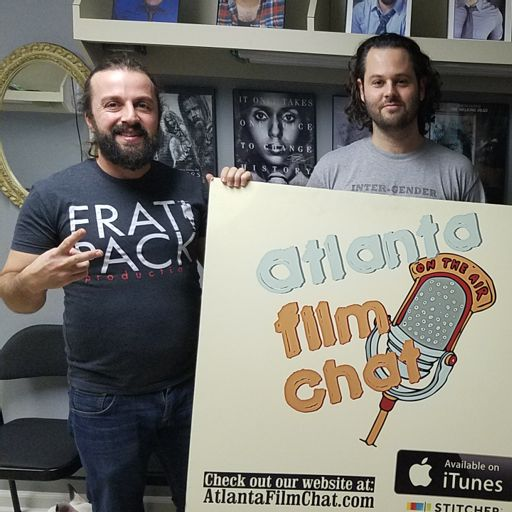 Episode 156 - Frat Pack Productions from Atlanta Film Chat